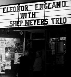Venue Marquee featuring NYC Jazz Vocalist Eleonor England