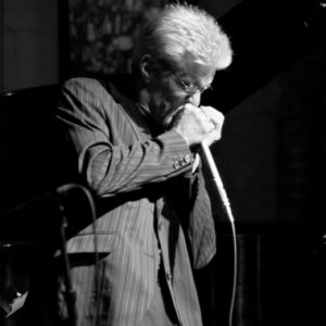 Steve Bulger guesting at the 5th Annual Back Valentine's Day at Dizzy's San Diego by NYC Jazz Vocalist Eleonor England