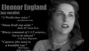 Eleonor England, NYC Jazz Singer