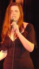 NYC Jazz Vocalist Eleonor England at Lestat's West in San Diego